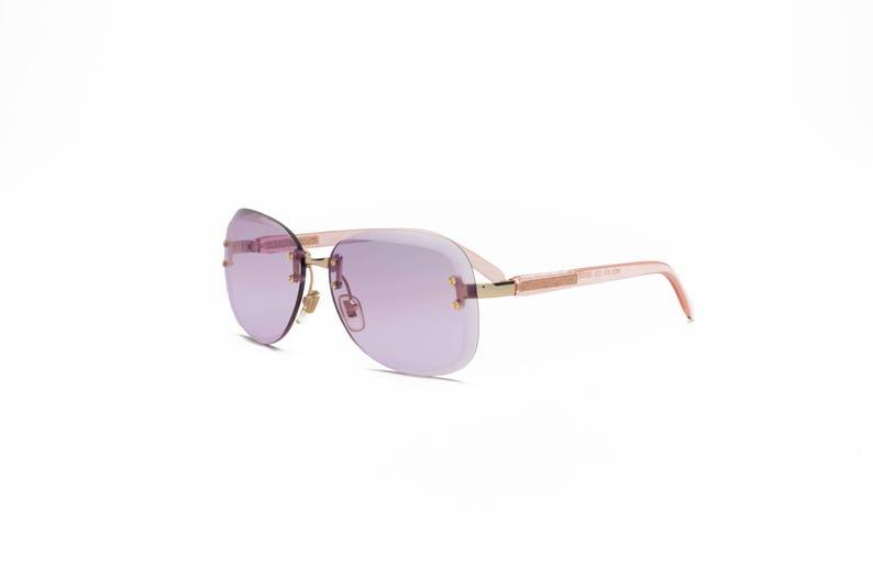 316d26ea29dbd Purple Sunglasses Model X74 030 230 Vintage Gianni Versace