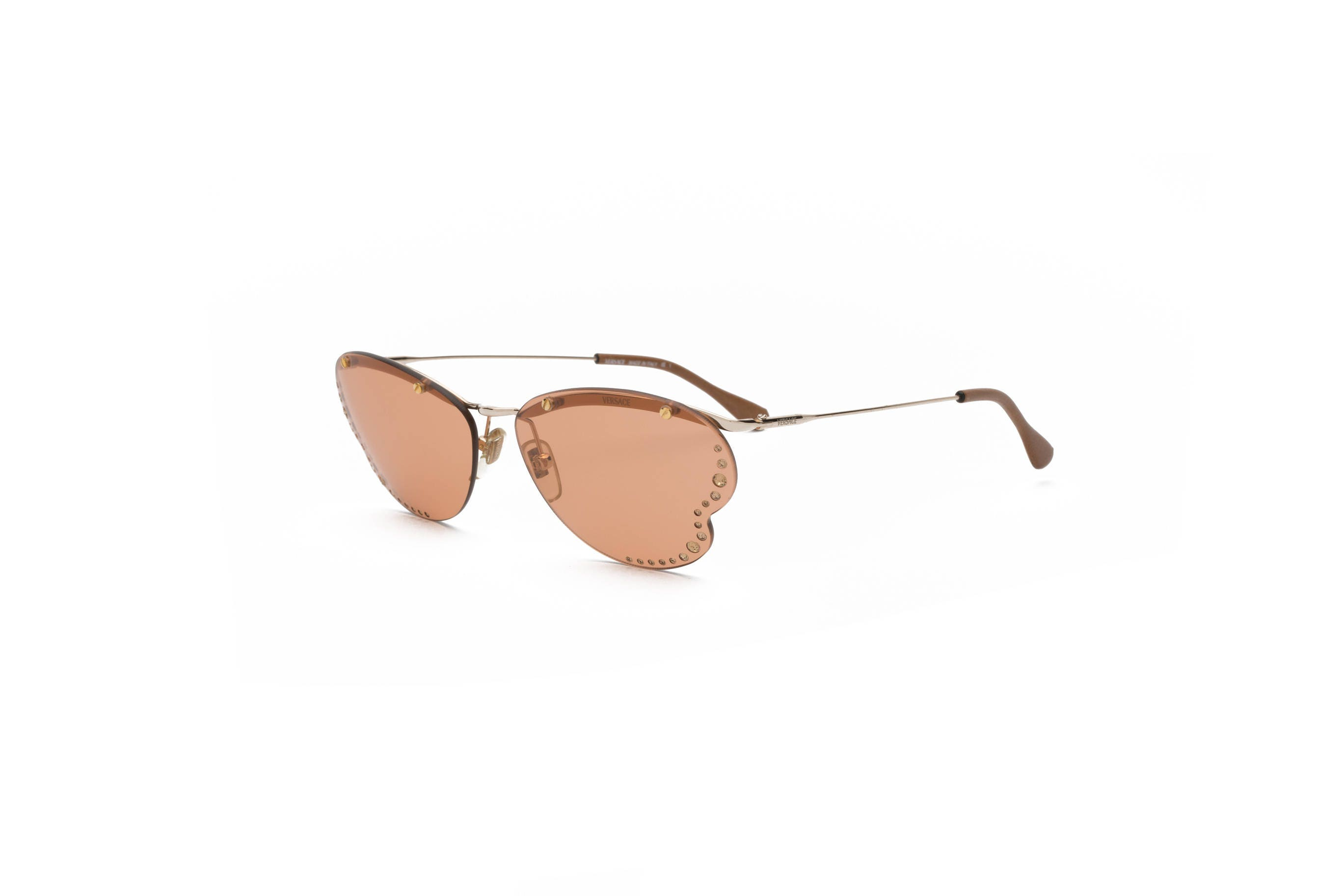 Gianni Versace X60/P 030/492 Vintage Sonnenbrille Versace | Etsy