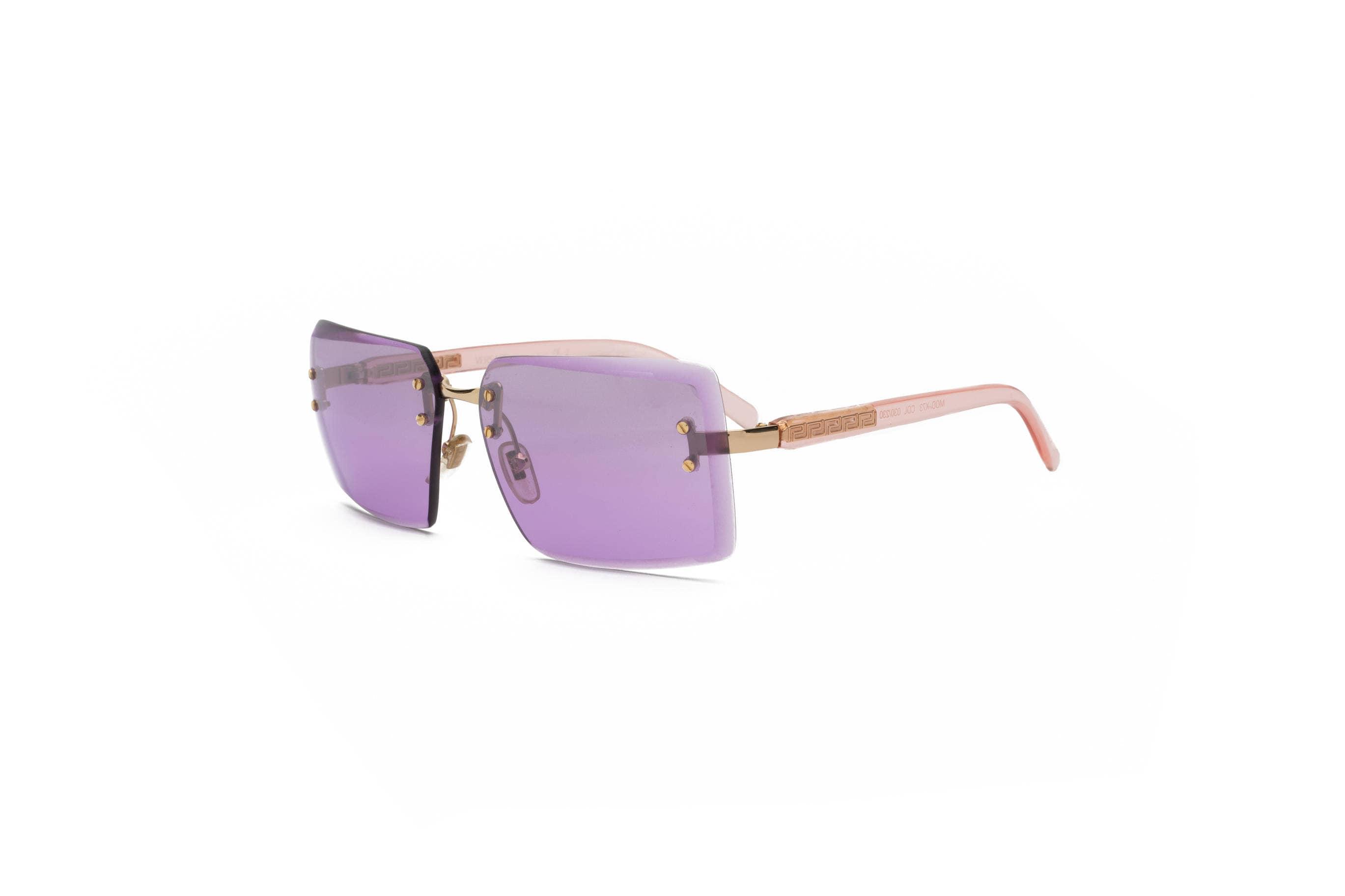 Gianni Versace Vintage Sonnenbrille Modell X73 gef 030/230
