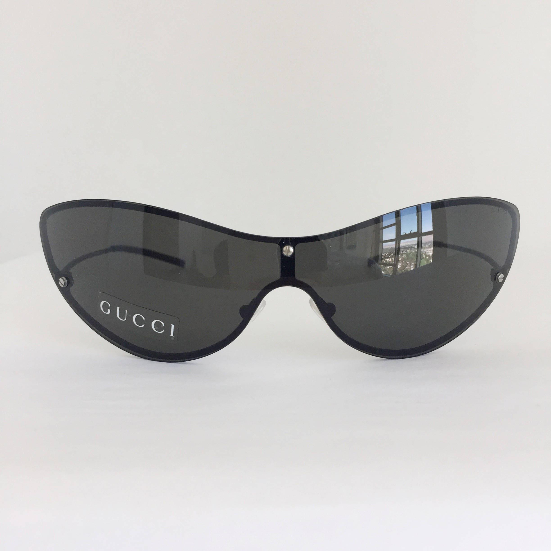 Gucci GG 2665/S 006MB Oldtimer Cateye Shield Sonnenbrille