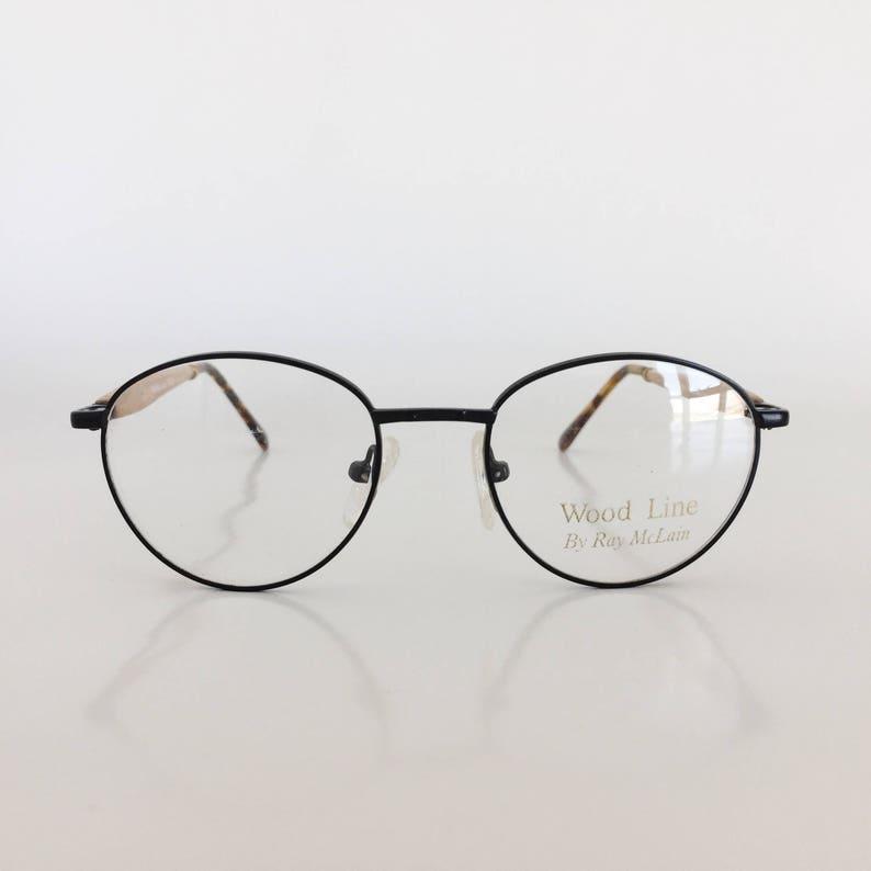 db2c1a5ad69 Wood Frame Glasses Vintage Frames Vintage Eyeglasses