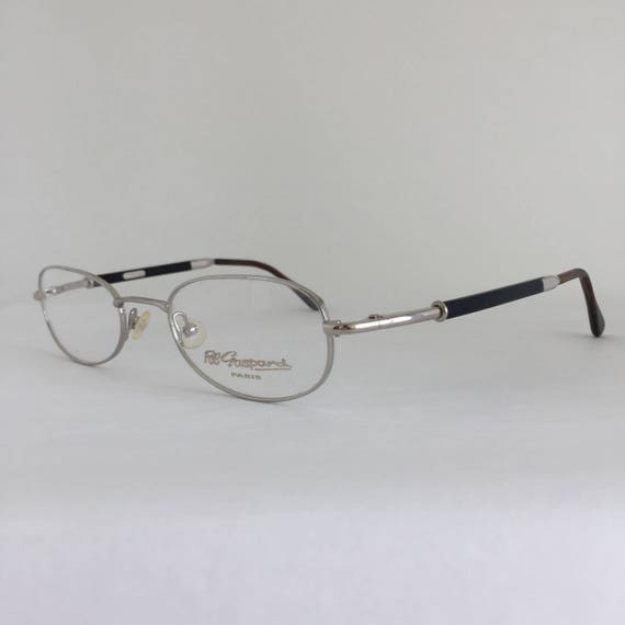 29e3b182e9 Vintage Pol Gaspard F680905 Glasses Silver Eyeglasses Frames