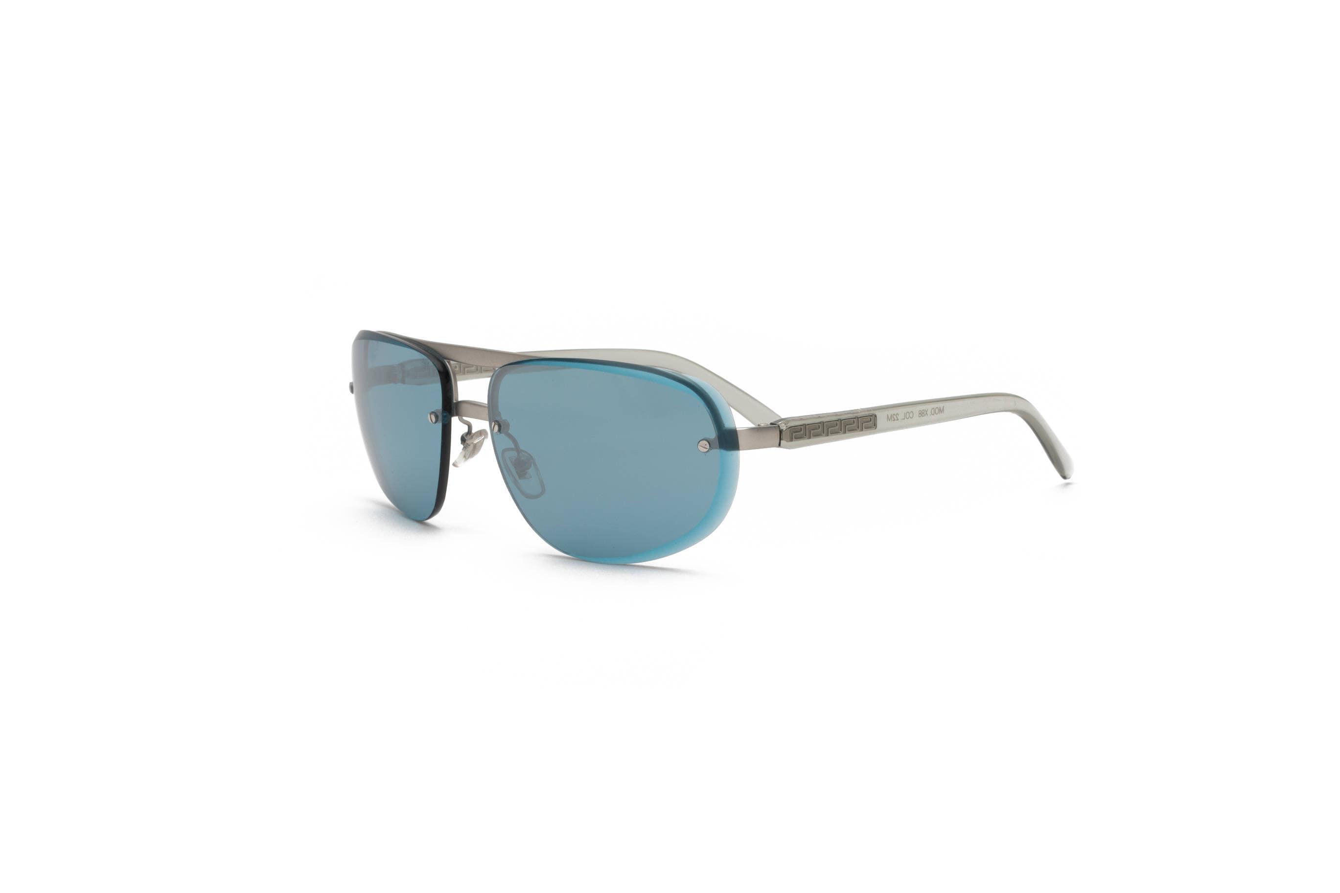 Versace Sonnenbrille X 88 22M Gianni Versace Brillen blau