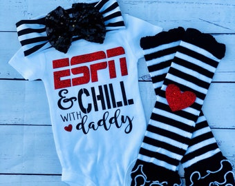 5213fb1c9d1 ESPN and Chill with Daddy