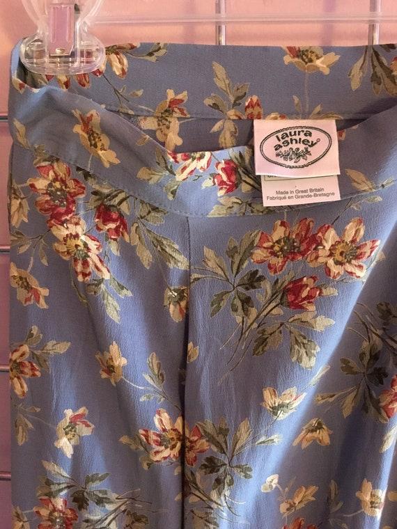 Laura Ashley UK Floral Skirt