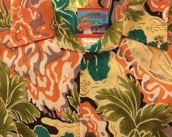 Joe Kealoha Rayon Surfer Hawaiian Shirt