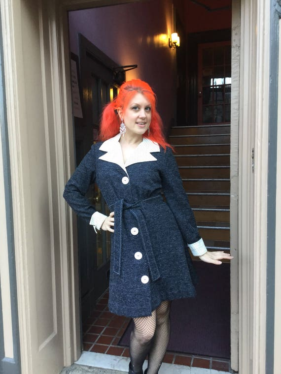 SALE! 60's Mod mini dress Now 65.