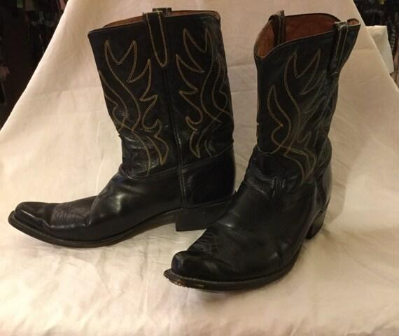 1950's cowboy boots