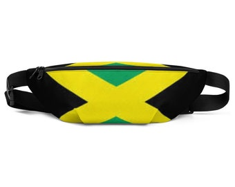 I Carry With Me Pride Jamaica Fanny Pack
