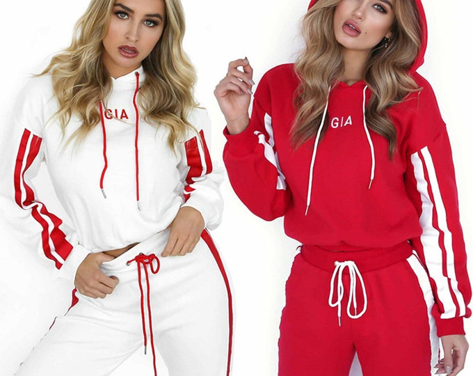 Featured listing image: GIA Two Piece Workout Suits