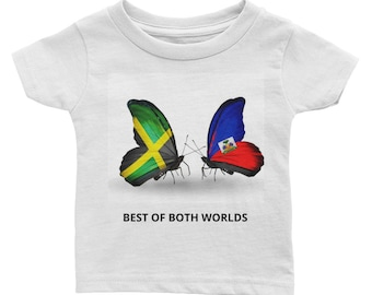 Best of Both Worlds Infant Tee