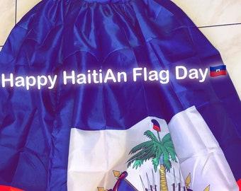 Catherine Flon Haitian flag