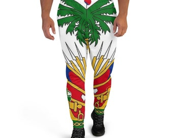 Carib Custom Flag Men's  Sweatpants