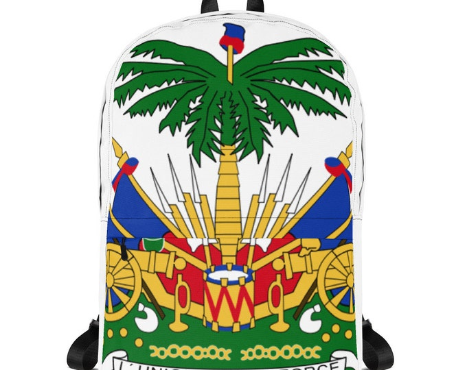 Featured listing image: Zoe Season Coat of Arm Backpack