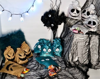 The Nightmare Before Christmas Gift Bags