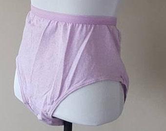 e651c5d87 Size 11   Panties   Cotton   Poly Blend   Purple   Plus Size   2X   XXL