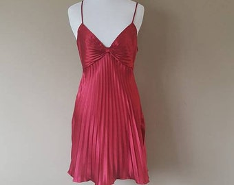 Nightgown Jonquil by Diane Samandi Rose Nightgown Gown Vintage Lingerie  Small 5de99160d