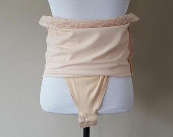 b98be2cab4b Slip Girdle BodySlimmer Slip Nancy Ganz Medium Large Nude Girdle Effect