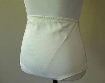 1dfe5c4bb5 White Girdle Playtex Large Vintage Shapewear