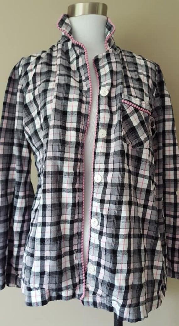 35d785cbc2 S   Petite   Victoria s Secret   Pajama Top   Sleep Shirt