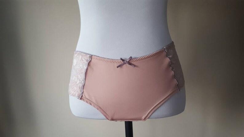 aae77ee3ae0 Panties Large Jaclyn Smith Pink Panty Lace Hipster Vintage
