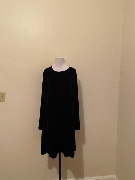 VELVET XL Dress from Moda International Made in US