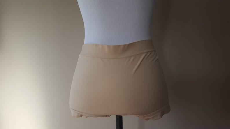 Panty Girdle Medium Nude Beige Tan Light Shaping