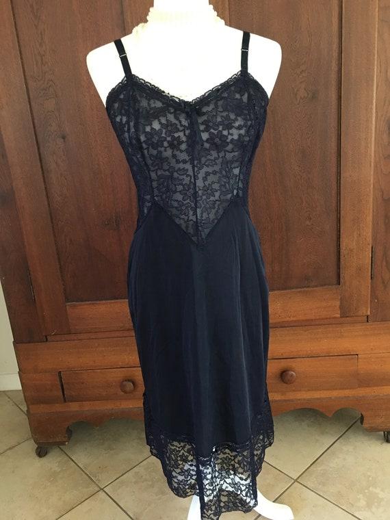 Size 36 Full Slip Munsingwear  Vintage Full Slip … - image 2