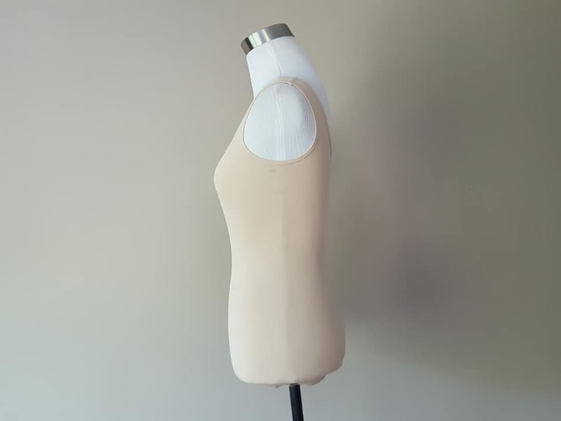 Camisole Shapewear Small Marilyn Monroe Nude Cami Body Smoother Vintage Lingerie