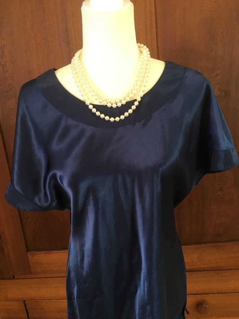 Petite Small Victoria.s Secret Sleep Shirt Gold Label