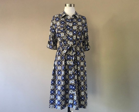 Dress Petite Large Charter Club Shirt Dress Half S