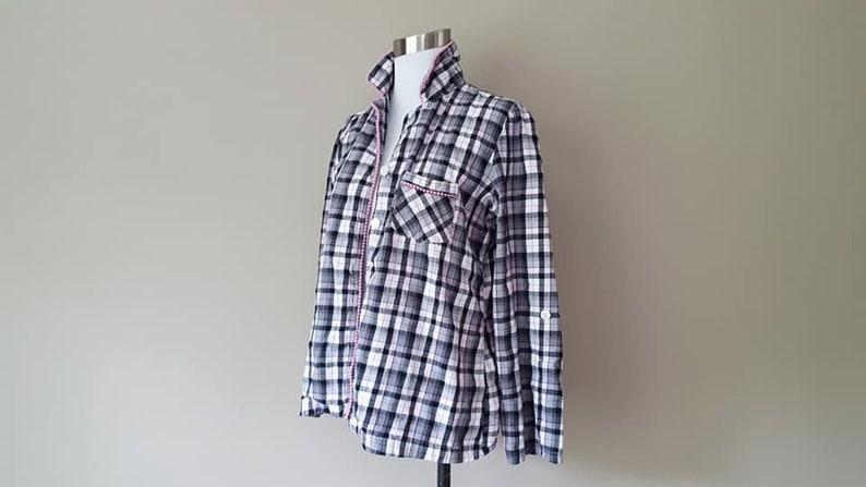 fdf1f42a5d Pajama Top Small Petite Victoria s Secret Sleep Shirt
