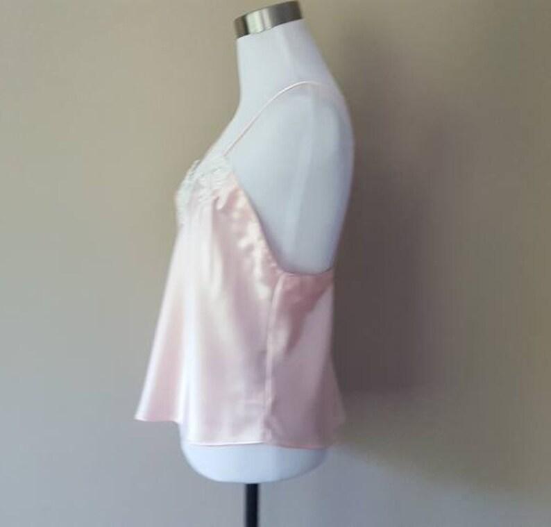 Vintage Medium Victoria/'s  Secret Camisole GOLD LABEL Pink ..