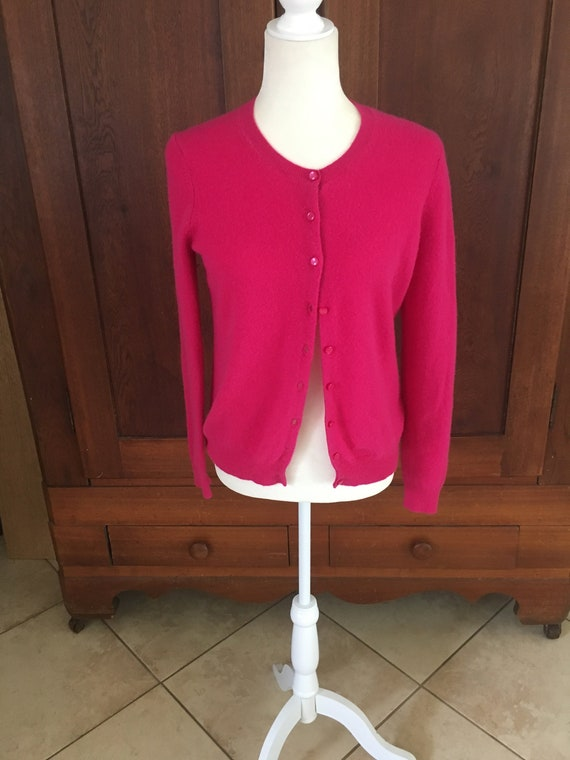 Sweater Pink Cashmere Medium 2 Ply  ..