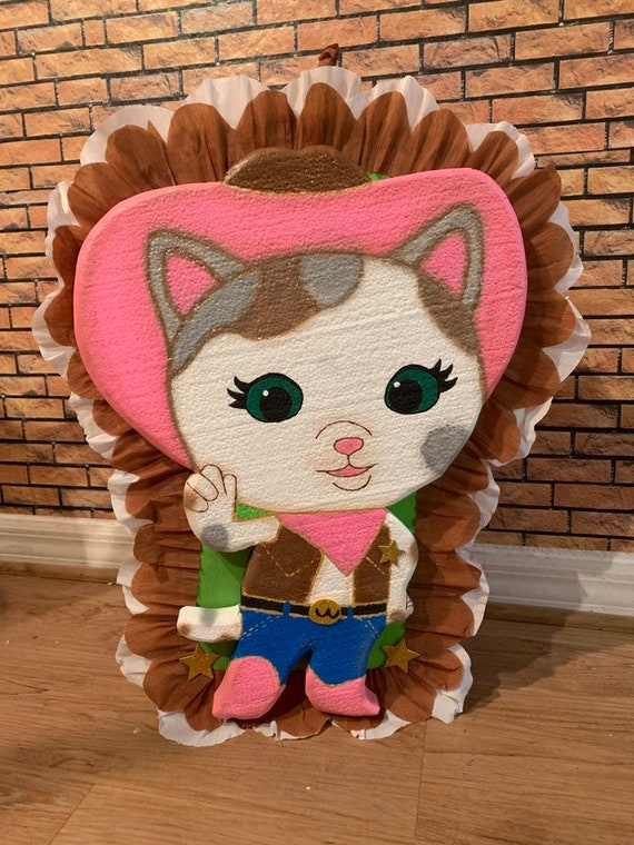 Sheriff Callie Pinata Party Decorations And Supplies