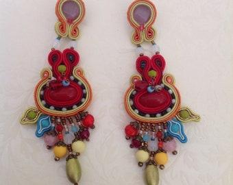 Amusement Earrings