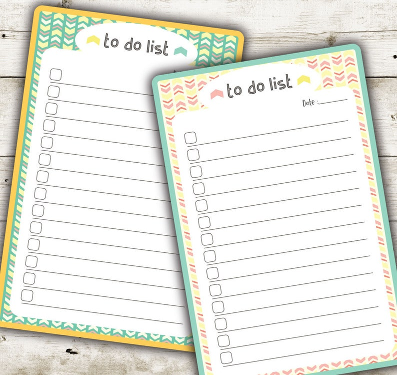 graphic regarding Printable Notepads known as Printable In direction of Do Checklist, Notes, Lovely Notes, Printable Notepads, Printable Stationery, In the direction of do record, Printable Notes, Instantaneous Down load