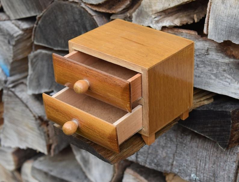 Mini Kommode Holz 2021