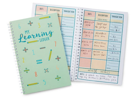 best budget planner book allowance tracker budget workbook etsy