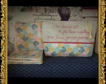 Kit beauty + set of 6 wipes