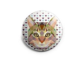 Cat Mosaic Topper