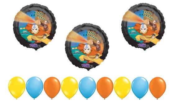 FAST SHIP Avatar Birthday Balloons Party
