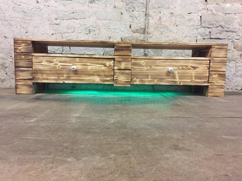 Palettenmobel Sideboard Lowboard Aprilia Xxl Tv Etsy