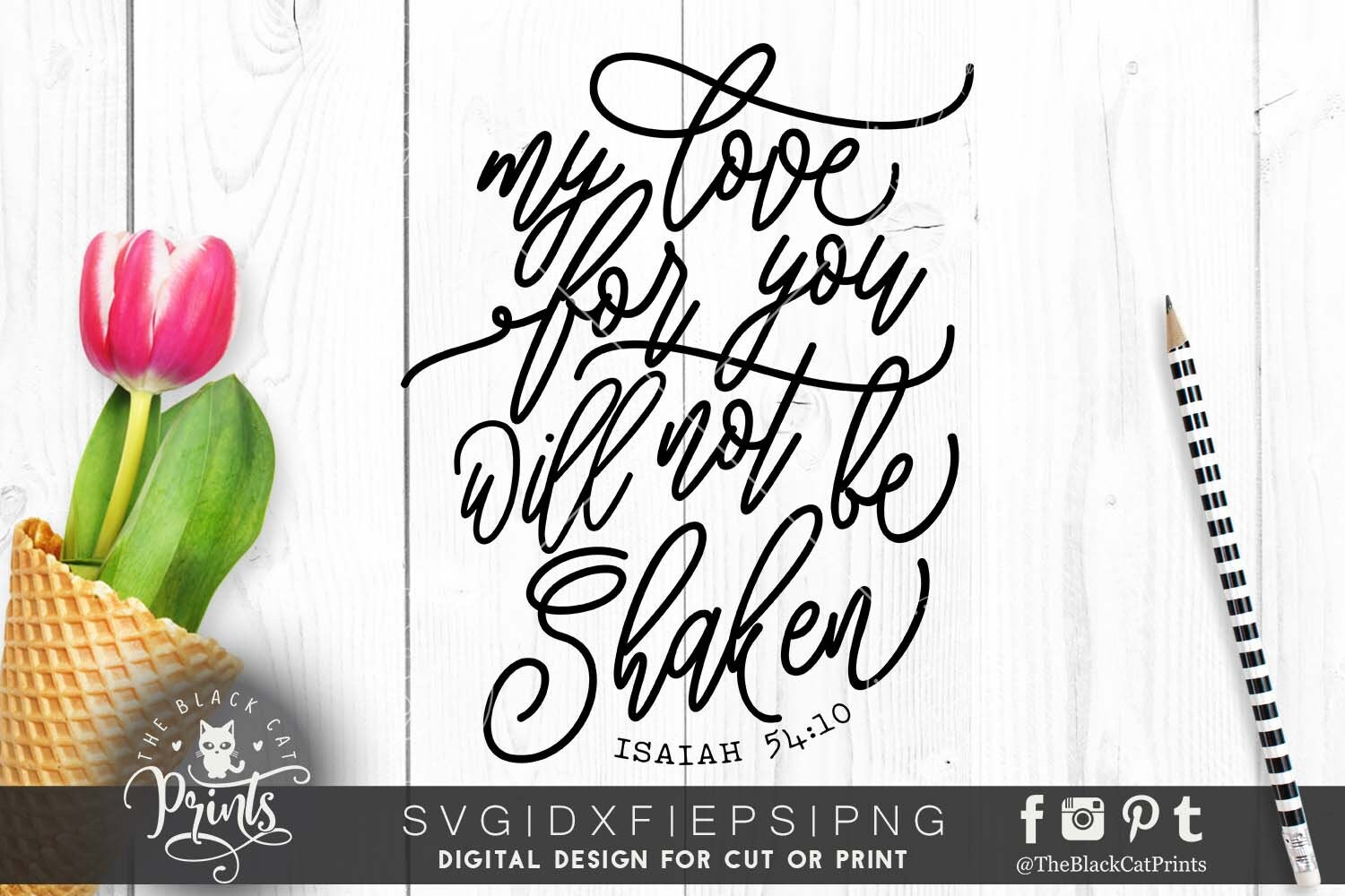 my love for you will not be shaken svg bible verse svg file etsy Scripture I AM 50