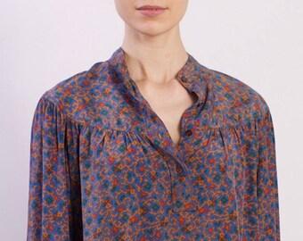 Yves Saint Laurent Vintage Silk Blouse