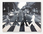 BEATLES ABBEY ROAD greeti...