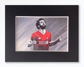 MO SALAH fridge magnet - ...