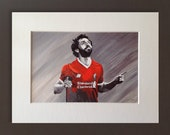 MO SALAH wall art - gicle...