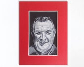 BOB PAISLEY fridge magnet...