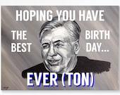 EVERTON Birthday Card - C...